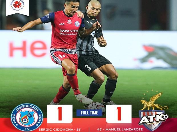 Jamshedpur FC vs ATK (Photo: indiansuperleague.com)