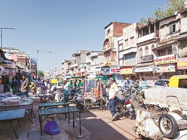 cities, markets