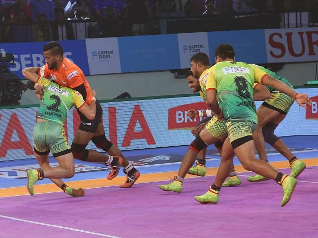 PKL 2018, Patna Pirates vs U Mumba