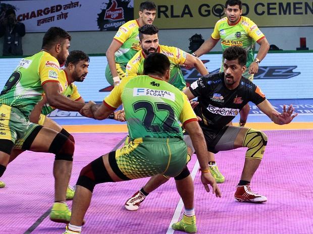 PKL 2018, Patna Pirates vs Telugu Titans