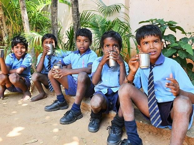 File photo of school children | Photo: Saggere Radhakrishnan