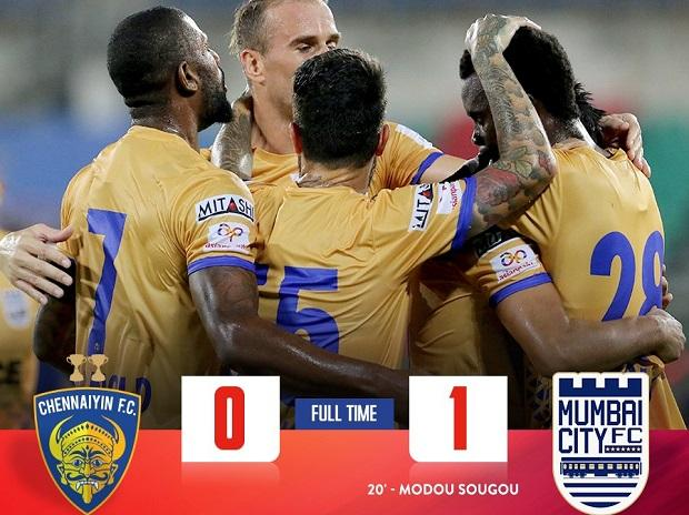 Chennaiyin FC vs Mumbai City FC (Photo: indiansuperleague.com)