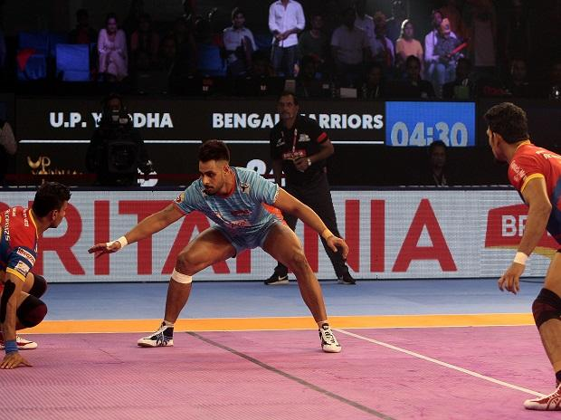 PKL 2018 Bengal Warriors UP Yoddha, Maninder Singh