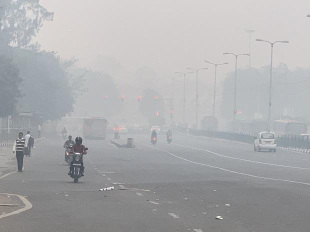Delhi Pollution, Air Pollution
