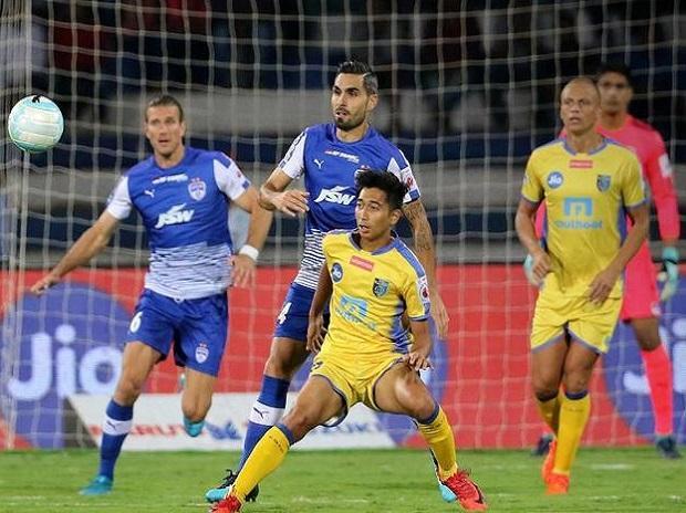 Kerala Blasters FC vs Bengaluru FC (Photo: indiansuperleague.com)