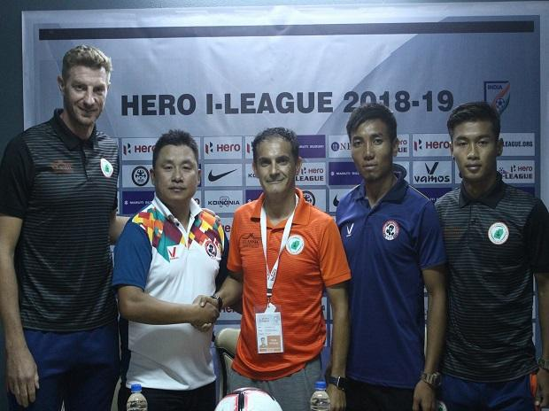 Aizawl FC vs NEROCA (Photo: i-league.org)