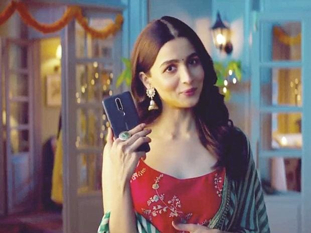 The company has signed Alia Bhatt as brand ambassador and is planning to set up a community for fans in the country, similar to what rival brand Xiaomi has done with its Mi club