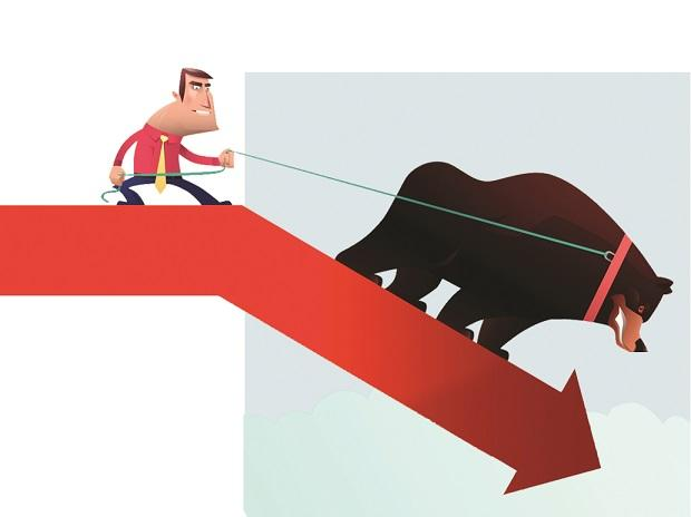 MARKET WRAP: Sensex slips 318 pts, Nifty below 11,600; YES Bank plunges 13%