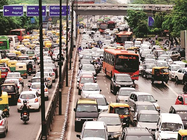 traffic, traffic conditions, traffic in delhi