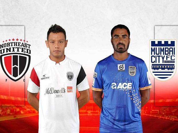 NorthEast United FC vs Mumbai City FC (Photo: indiansuperleague.com)