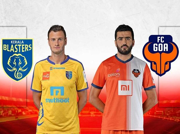 Kerala Blasters FC vs FC Goa (Photo: indiansuperleague.com)