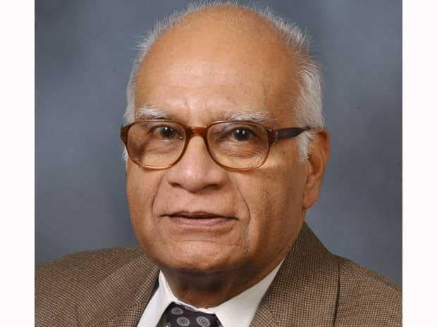 Economist T N Srinivasan, T N Srinivasan