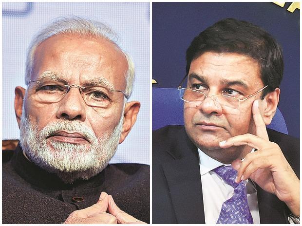Govt vs RBI: Urjit Patel meets PM Narendra Modi amid ongoing tussle thumbnail