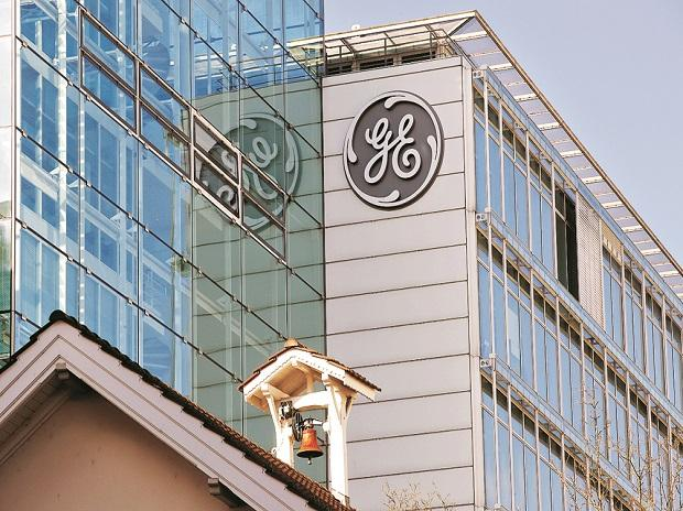 GE's stock has lost about half its value in 2018, and agencies have cut its credit rating in recent weeks to BBB-plus, three notches above junk 	Photo: Reuters
