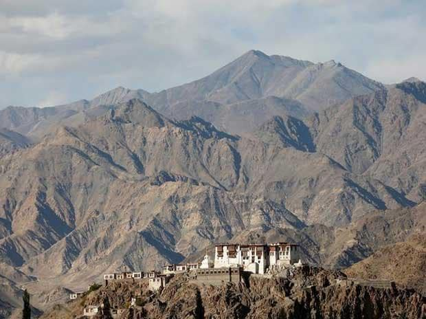 Leh, once the royal seat of a former Buddhist kingdom, is a place with a seemingly undying memory, ageless and eternal as the mountains that surround it