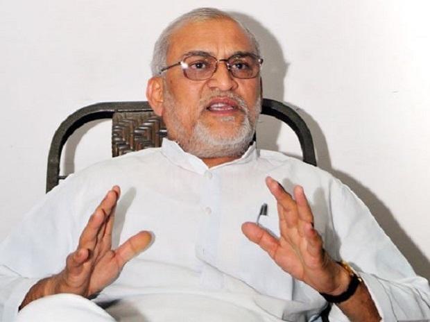 Satyavrat Chaturvedi, CONGRESS LEADER SATYAVRAT CHATURVEDI
