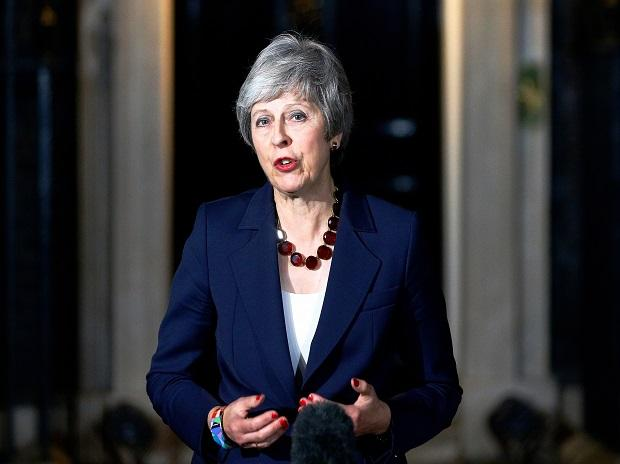Theresa May | Photo: Reuters