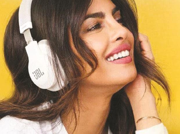 Priyanka Chopra, JBL
