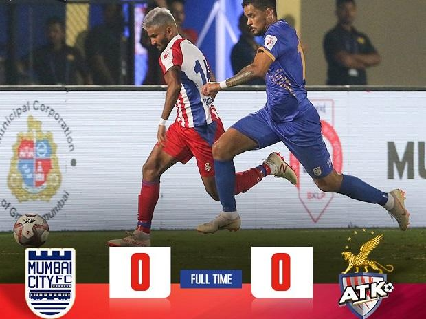 Mumbai City FC vs ATK (Photo: indiansuperleague.com)