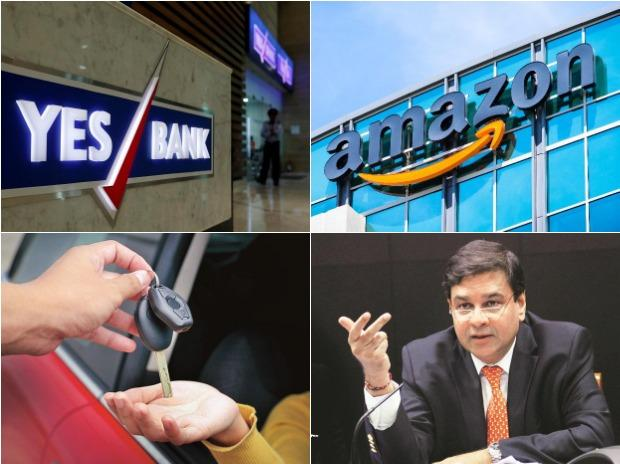 News digest: Amazon vs Flipkart, YES Bank promoters conflict, and more