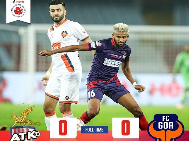 ATK vs FC Goa (Photo: www.indiansuperleague.com)