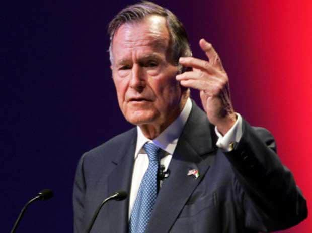 Pakistan condoles death of ex-US President H.W. Bush