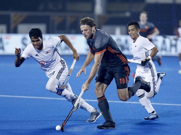 Hockey World Cup 2018, Netherlands vs Malaysia