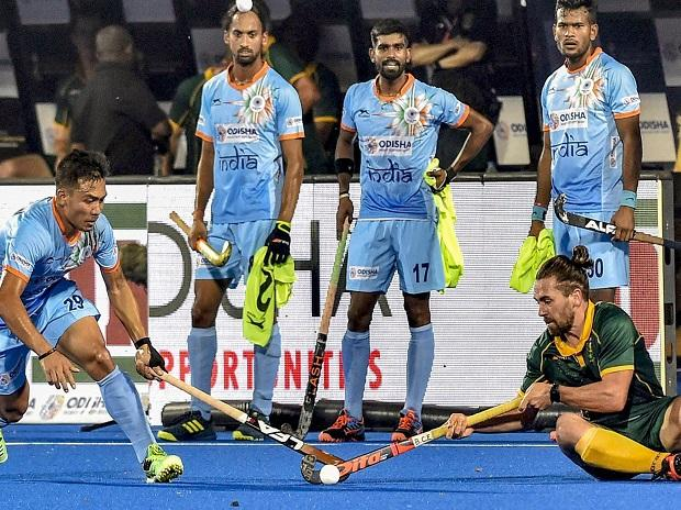 Hockey World Cup 2018, India vs South Africa