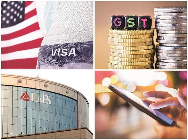 News digest: H1B visa process, GST collection, UPI