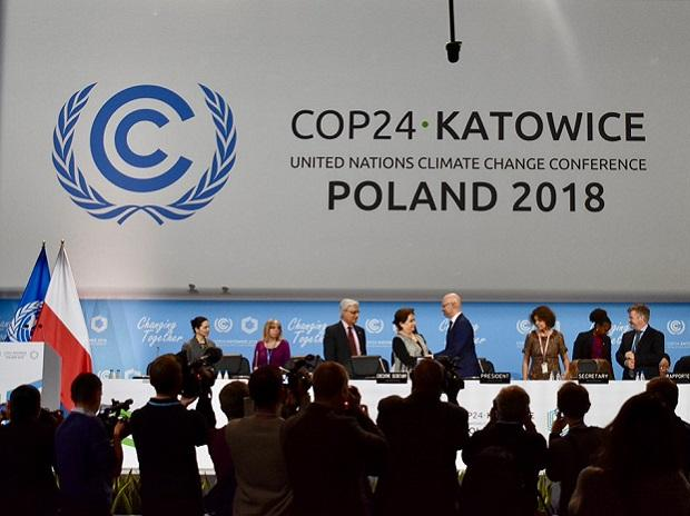 The procedural opening of the UN Climate Change Conference COP24 in Katowice, Poland. Photo: @GlobalGoalsUN