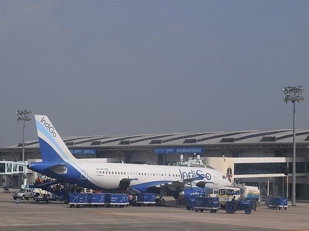 Biju Patnaik International Airport (Photo: Wikipedia)