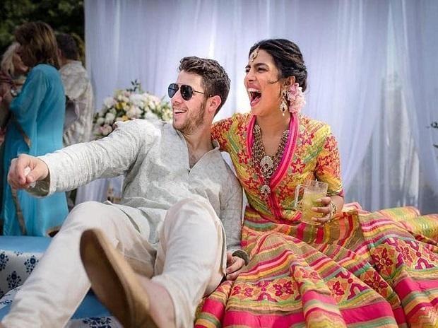 Priyanka-Nick give 'an amazing start to a lifetime of togetherness'