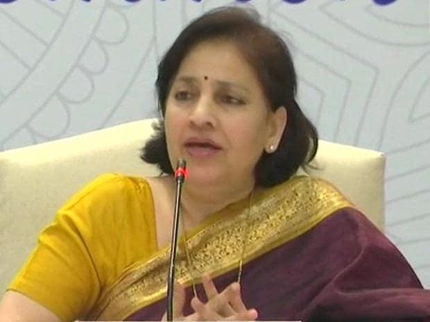 Preeti Saran (Photo: ANI)