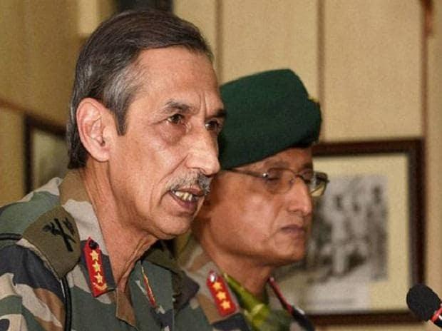 (File Photo) Lt Gen (retd) D S Hooda (Photo: PTI)