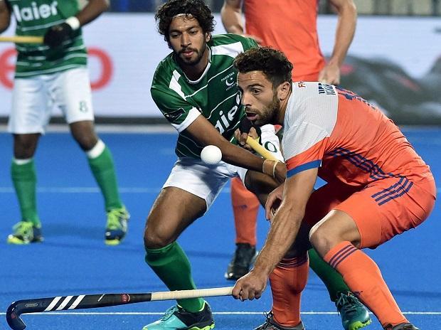 Hockey World Cup 2018, Pakistan vs Netherlands