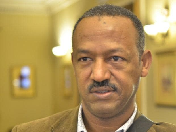 Gebru Jember, chair of the Least Developed Countries group for Climate Change