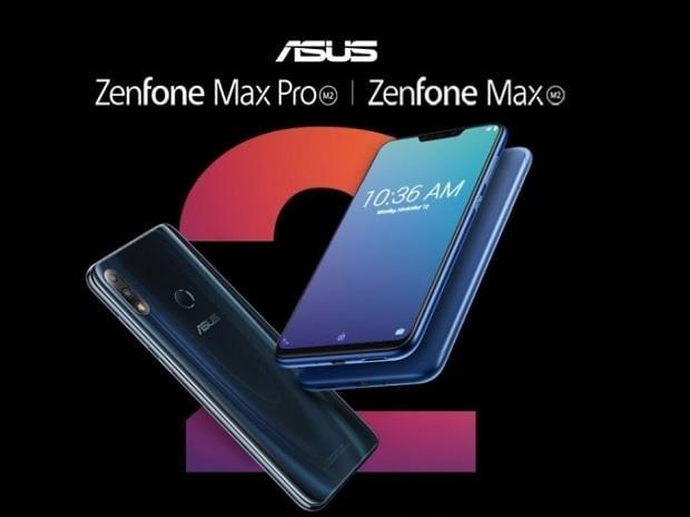 Asus, Zenfone Max Pro M2, Zenfone Max M2