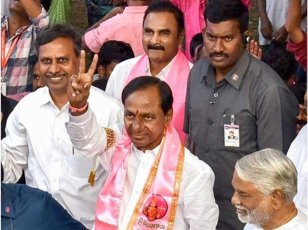 TRS party considering giving a representation to EC regarding symbol issues