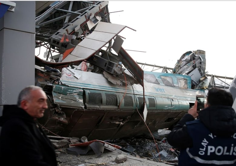 ankara train crash