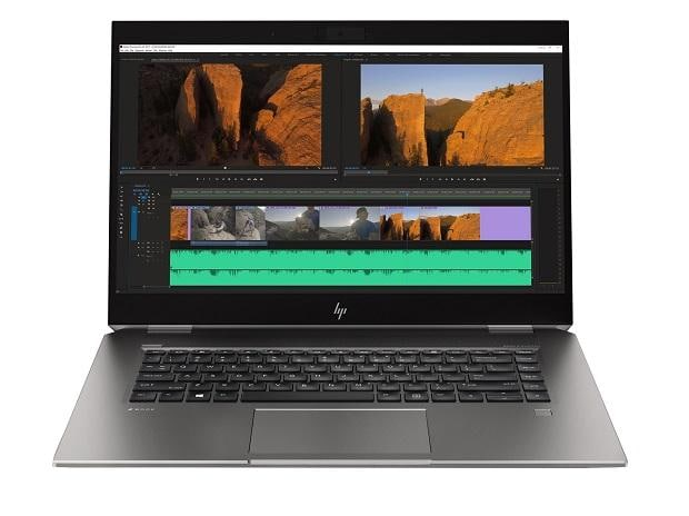 HP Zbook Studio G5: A capable notebook, in the league of