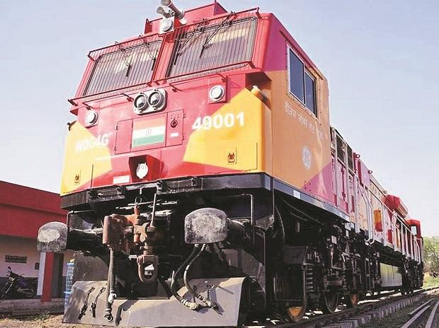 General Electric's supply of diesel locos to railways on the right track