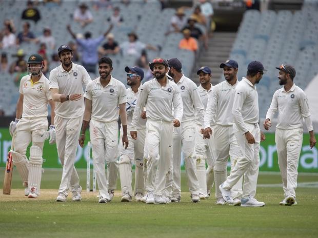 India vs Australia 2018-19 3rd test (Photo: PTI)
