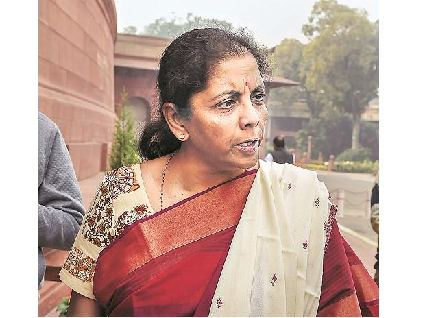 Defence Minister Nirmala Sitharaman | File photo