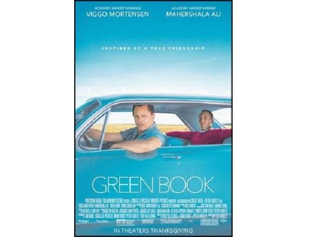 Best Motion Picture (Musical or Comedy)- Green Book