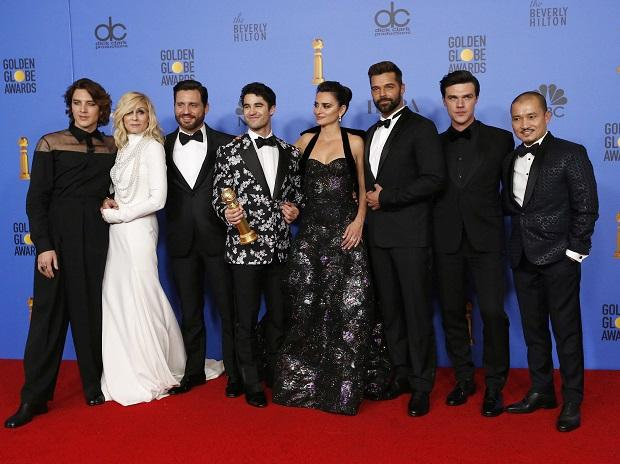 Best Limited Series or Motion Picture Made for Television- The Assassination of Gianni Versace: American Crime Story