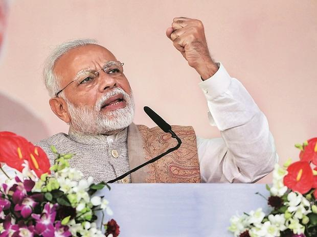 Prime Minister Narendra Modi said he has asked the GST Council to bring houses meant for the middle class in the 5% GST slab  (Photo: PTI)