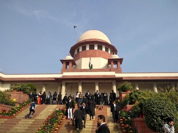 A general view of the Supreme Court