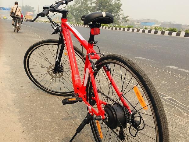 Hero EZephyr e-cycle