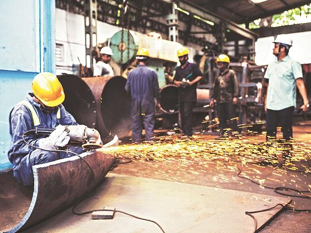 Indias manufacturing sector growth inches up to 52.5 in July: PMI
