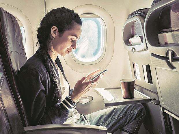 Three global telcos keen to provide services on domestic flights